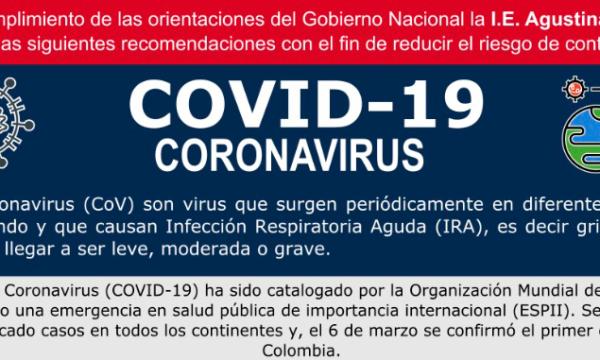 Sobre el COVID-19